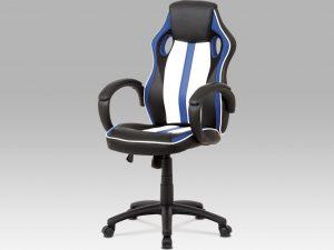 Kancelářská židle KA-V505 BLUE