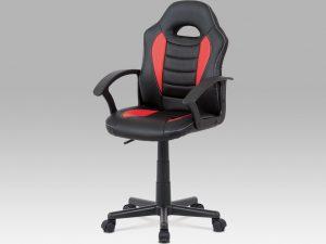 Dětská židle KA-V107 RED