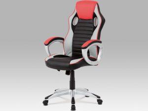 Kancelářská židle KA-V507 RED