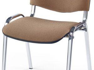 Jednací židle ISO C béžová