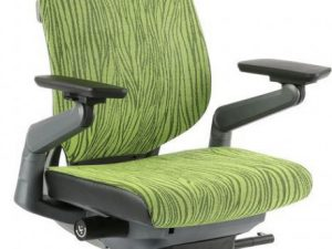 Office Pro Kancelářská židle KARME MESH - A-06 zelená