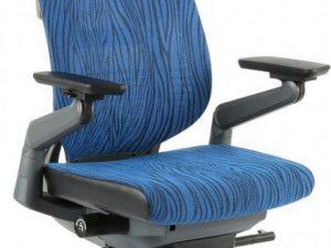 Office Pro Kancelářská židle KARME MESH - A-07 modrá