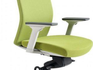 Office Pro Kancelářská židle J2 WHITE SP - zelená 203