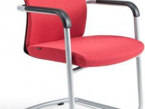 Office Pro Jednací židle JCON - červená 202