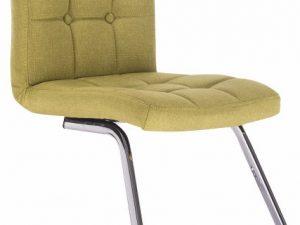 Židle LAVINIA - zelená