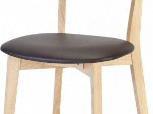 Jídelní židle DIMMY BUK LÁTKA