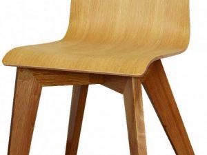 Jídelní židle Mirka podnož buk