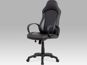 Kancelářská židle KA-E823 GREY