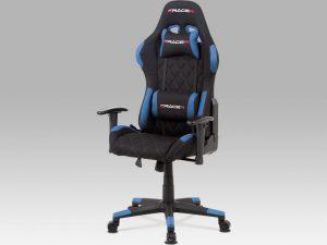Kancelářská židle KA-V606 BLUE