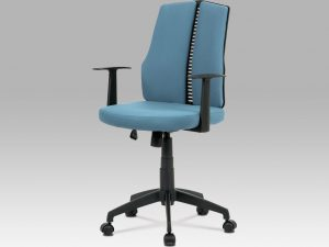 Kancelářská židle KA-E826 BLUE