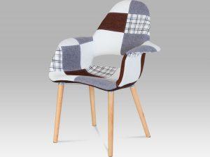 Jídelní židle CT-734 PW2 patchwork