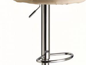 Barová židle KROKUS C-328 krémová