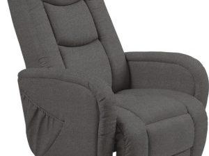Relaxační křeslo Pulsar 2 - šedé
