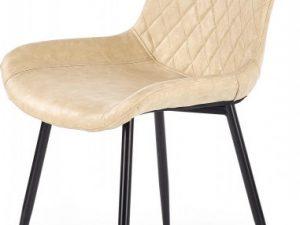 Jídelní židle K-313 - béžová