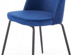 Jídelní židle K-314 - modrá