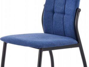 Jídelní židle K-334 - modrá