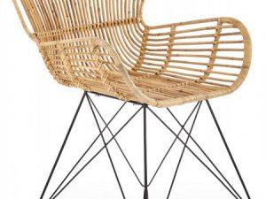 Jídelní židle s područkami K-335