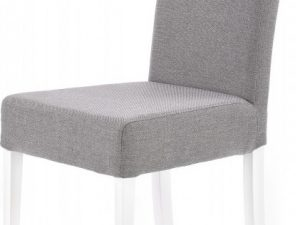 Jídelní židle Clarion - bílá