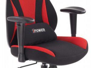 Kancelářská židle Abart - černá/červená