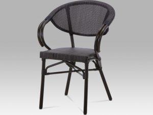 Zahradní židle AZC-110 BK