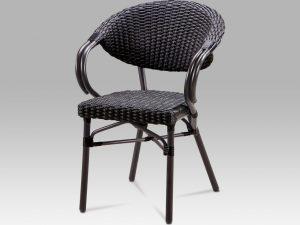 Zahradní židle AZC-130 BK