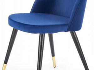 Jídelní židle K-315 - modrá