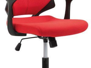 Kancelářská židle KA-R204 RED