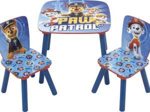 Dětský stůl s židlemi Paw Patrol ll