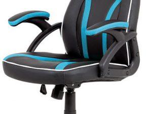 Kancelářská židle KA-N6 BLUE