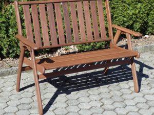V-Garden Zahradní lavice VICTORIA  - Lavice na SEDI.cz