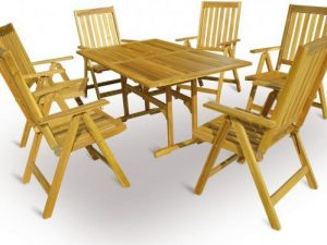 V-Garden Zahradní židle QUEEN SET - pouze židle