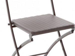 V-Garden Zahradní židle SPLIT SET 6