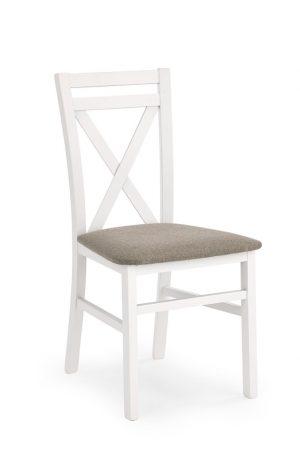 Jídelní halmar jídelní židle dariusz bílá/inari 23 - židle na SEDI.cz