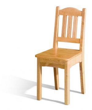 Jídelní židle k-3 : kaštan - židle na SEDI.cz