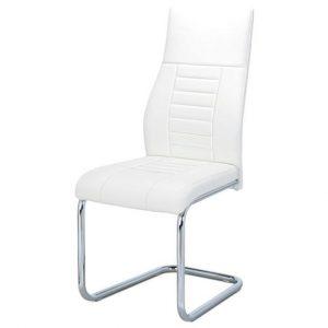 Jídelní sconto jídelní židle adriena bílá - židle na SEDI.cz