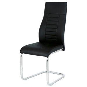 Jídelní sconto jídelní židle adriena černá - židle na SEDI.cz