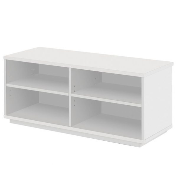 Sconto lavice alivia bílá s úložným prostorem - lavice na SEDI.cz