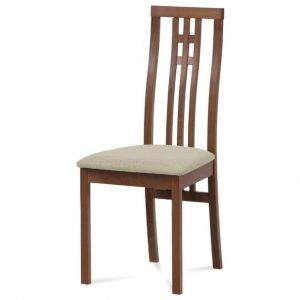 Jídelní sconto jídelní židle amanda třešeň/béžová - židle na SEDI.cz