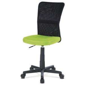 Sconto kancelářská židle bambi zelená/černá - židle na SEDI.cz