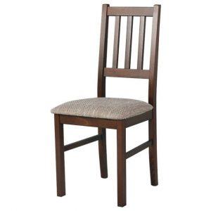 Jídelní sconto jídelní židle bols hnědá - židle na SEDI.cz