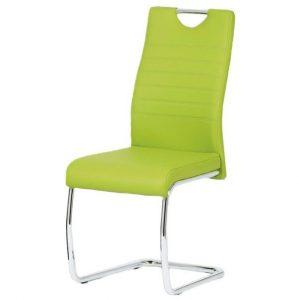 Jídelní sconto jídelní židle bonnie cap zelená - židle na SEDI.cz