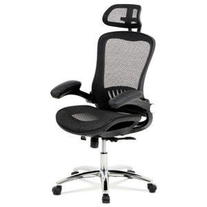 Sconto kancelářská židle cliff černá - židle na SEDI.cz
