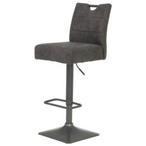 Sconto barová židle denise h vintage antracit - židle na SEDI.cz