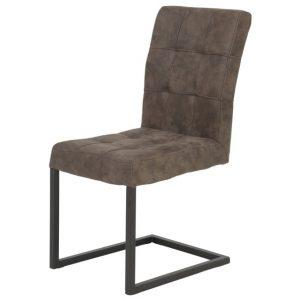 Sconto židle donna s hnědá - židle na SEDI.cz