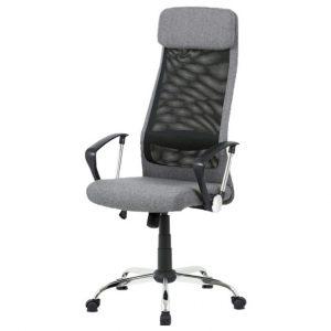 Sconto kancelářská židle edison šedá - židle na SEDI.cz
