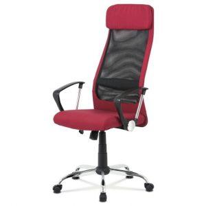 Sconto kancelářská židle edison červená - židle na SEDI.cz