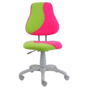 Sconto dětská židle elen s-line růžovo-zelená - židle na SEDI.cz