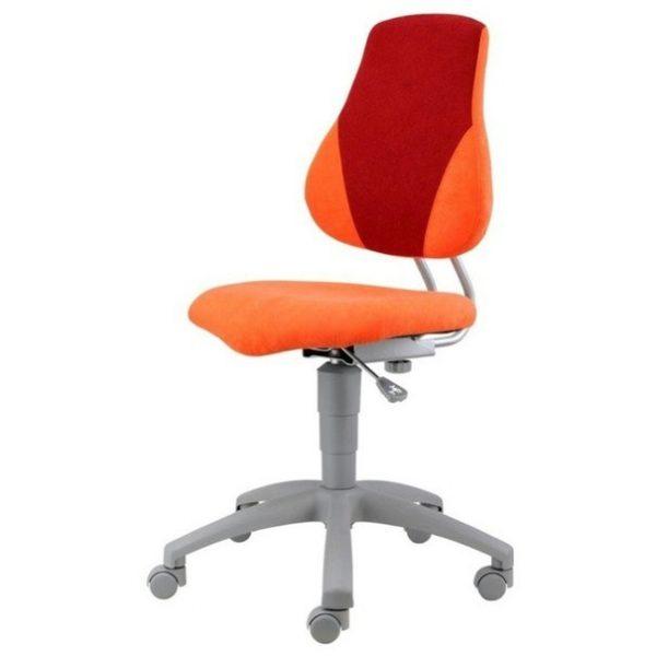 Sconto kancelářská židle elen oranžová/červená - židle na SEDI.cz