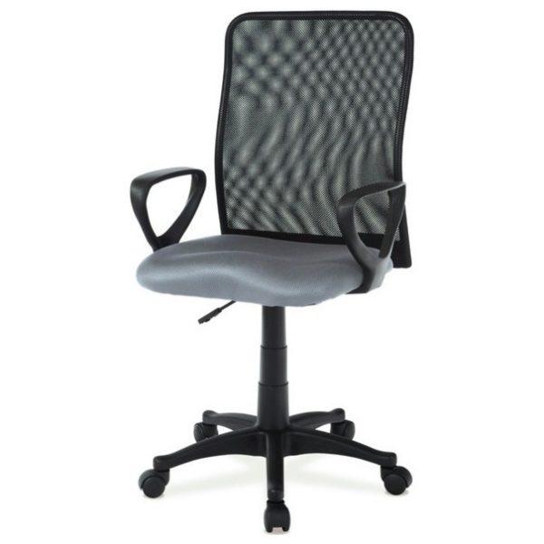 Sconto kancelářská židle fresh šedá/černá - židle na SEDI.cz