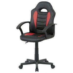 Sconto kancelářská židle frodo černo-červená - židle na SEDI.cz